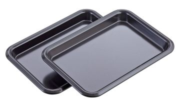Argos Home 2 Piece Small Oven Tray Set