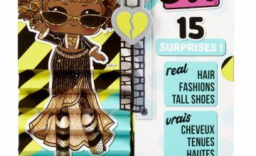 L.O.L. Surprise JK Mini Series 4 Fashion Doll Playset
