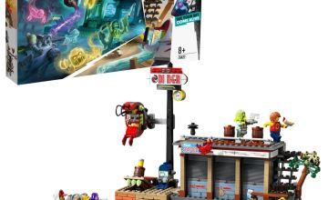 LEGO Hidden Side Shrimp Shack Attack AR Games Set - 70422