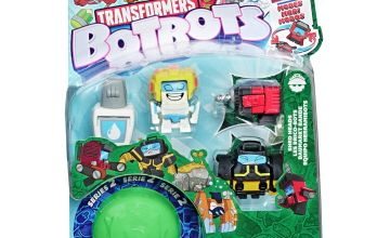 Transformers Bot Bot 5 Pack