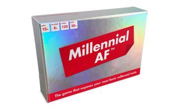Bubblegum Games Millenniial Card Game