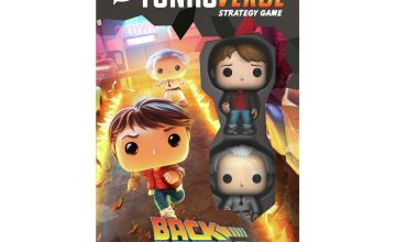 Funkoverse Back to the Future Game