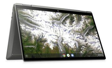 HP 14 X360 13in 8GB 128GB FHD Chromebook - Silver