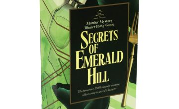 Professor Puzzle Secrets of Emerald Hill