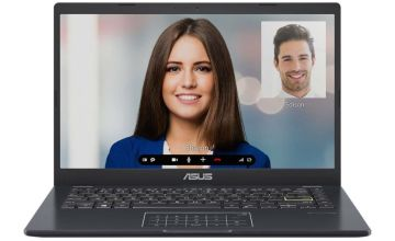 ASUS E410 14in Celeron 4GB 64GB Cloudbook - Blue