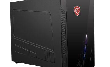 MSI Infinite S i5 8GB 1TB 512GB GTX1650S Gaming PC