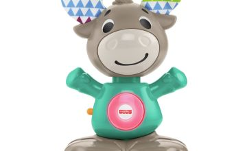Fisher-Price Linkimals Musical Moose Interactive Baby Toy