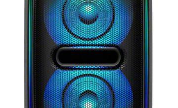 Sony GTK-XB72 470W High Power Bluetooth Speaker - Black