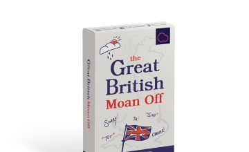Bubblegum Games The Great British Moan Off Game