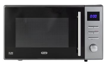 De'Longhi 900W Combination Microwave AC925 - Grey