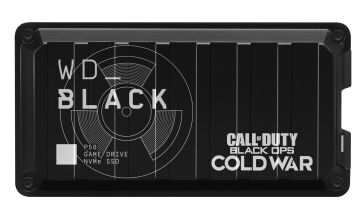 WD Black Call of Duty: Black Ops Cold War P50 1TB NVMe SSD