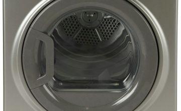 Hotpoint SUTCD97B6GM 9KG Condenser Tumble Dryer - Graphite