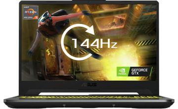 ASUS TUF A15 15.6in Ryzen5 8GB 512GB GTX1660Ti Gaming Laptop