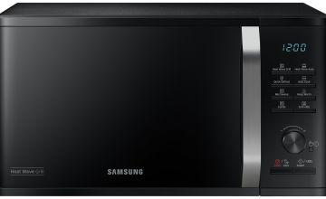 Samsung 800W Microwave with Grill G23K3575AK - Black
