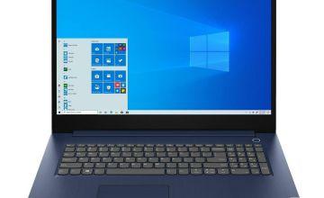Lenovo IdeaPad 3i 17.3in Pentium 4GB 128GB Laptop
