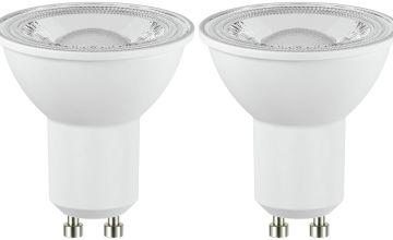 Argos Home 4W LED Dimmable GU10 Light Bulb - 2 Pack