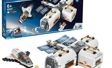 LEGO City Lunar Space Station Playset - 60227