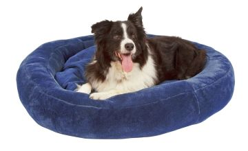 Jumbo Comfy Pet Donut Bed