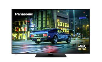 Panasonic 55 Inch TX-55HX580B Smart 4K HDR LED Freeview TV