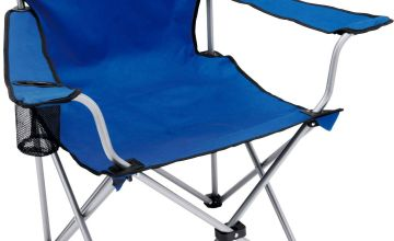 Steel Folding Camping Chair