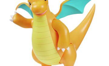 Pokemon Legendary 12 Inch Dragonite Figure