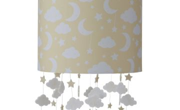 Argos Home Baby Cloud Shade