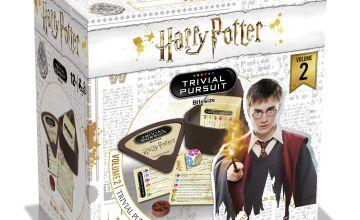 Harry Potter Trivial Pursuit Volume 2 - Bitesize Edition