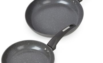 Tower Cerastone 2 Piece Frying Pan Set