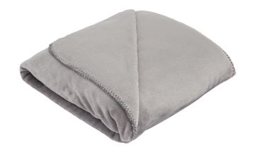Argos Home 250x200cm Supersoft Fleece Throw