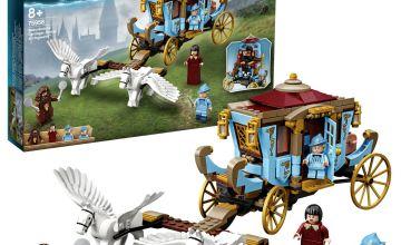 LEGO Harry Potter TM Beauxbatons' Carriage- 75958