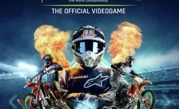Monster Energy Supercross 4 PS5 Game