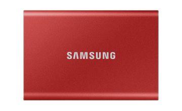 Samsung T7 USB 3.2 Gen 2 500GB Portable SSD Hard Drive