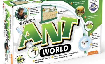 My Living World Ant World Discovery Kit