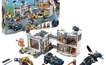 LEGO Marvel Avengers Compound Battle Playset - 76131
