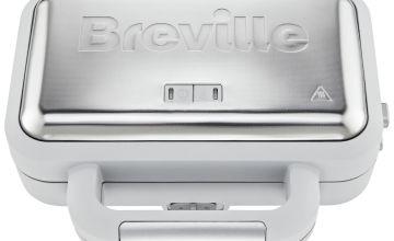Breville VST070 Deep Fill Sandwich Toaster - Stainless Steel