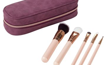 Tranquil Retreat Makeup Brushes & Case