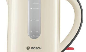 Bosch TWK76075GB Village Kettle - Cream