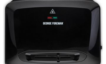 George Foreman Extra Large Removable Plates Grill 25360