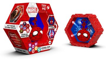 Marvel Wow Pod Spiderman