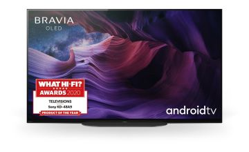 Sony 48 Inch KE48A9BU Smart 4K UHD HDR Freeview TV