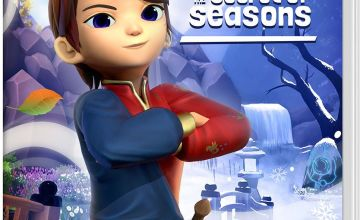 Ary and the Secret of the Seasons Nintendo Switch Game