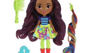 Nickelodeon Sunny Day Pop-In Style Rox Doll