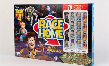 Disney Race Home Toy Story 4 Game