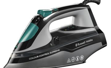 Russell Hobbs 25400 Colour Control Power Supreme Steam Iron