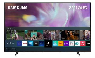 Samsung 85 Inch QE85Q60A Smart QLED 4K UHD TV