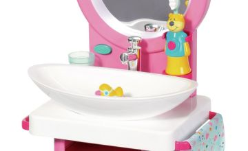 BABY born Doll Toothcare Spa
