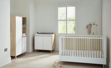 Mamas & Papas Larvik 3 piece Nursery Furniture Set