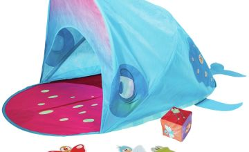 Big It Up Make Wally Well Play Tent Game