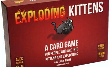 Exploding Kittens Original Edition Game