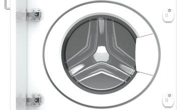 Beko WDIY854310F 8KG / 5KG 1400 Spin Integrated Washer Dryer